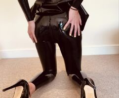 Only I can touch, slave.