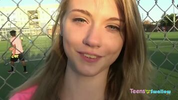 Teens love to swallow